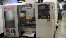 Bridgeport VMC 600 22