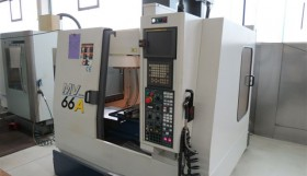 YCM MV66A Vertical Machining Centre