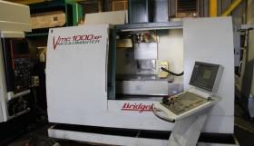 Bridgeport VMC1000XP Mouldmaster Vertical Machining Centre