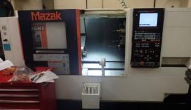 Mazak Quick Turn Smart 200 CNC Lathe