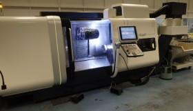 DMG CTX Beta 1250TC, Mill/Turn Centre