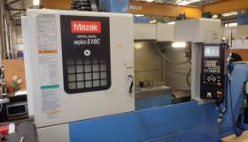 Mazak Nexus 510C Vertical Machining Centre