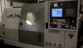 CMZ TL25BM Driven Tool Turning Centre