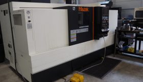 Mazak Quick Turn Smart 350 CNC Lathe
