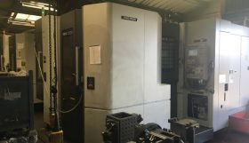Mori Seiki NHX5500 Twin Pallet Horizontal Machining Centre