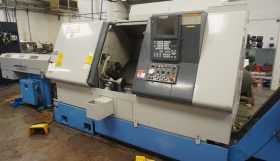 Mazak Sqt250MS Sub Spindle Driven Tool Turning Centre