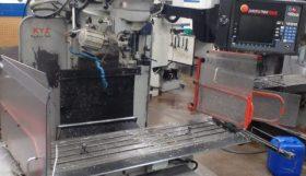 XYZ SMX3500 CNC Bed Mill