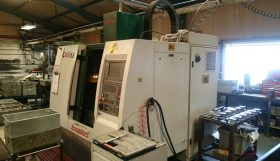 Bridgeport VMC600X Digital Vertical Machining Centre