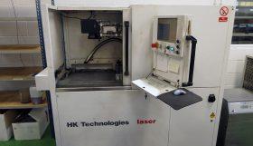 H K Technologies Nd YAG Laser Marker