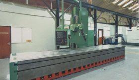 Butler Elgamill CSN10 CNC Bed Mill