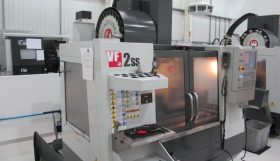 Haas VF2SS 5 Axis Vertical Machining Centre