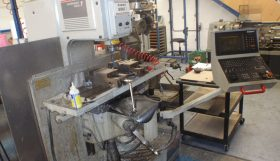Bridgeport Interact 1 Mk 2 CNC Mill
