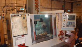 Haas VF0E Vertical Machining Centre