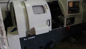 Ecoca SJ25MC Driven Tool Lathe