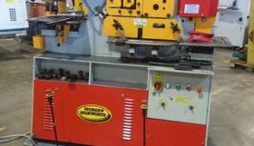 Morgan Rushworth HST70 Hydraulic Steelworker