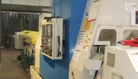 Nakamura WT250MMY Driven Tool Y Axis Turning Centre