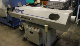 Multifeed MX1B Short Mag Bar Feed, 2003, s/n 4910, 1.5 metre bars, 3-80mm dia