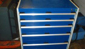 Bott Tooling Cabinet 6 Drawer
