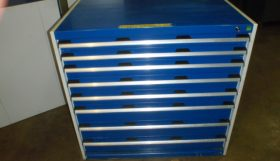 Bott Tooling Cabinet 8 Drawer