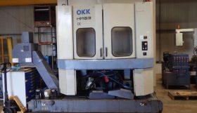 OKK HM63 Twin Pallet Horizontal Machining Centre