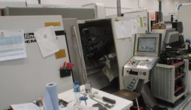 DMG Gildemeister CTX420 Linear Y Axis Turning Centre