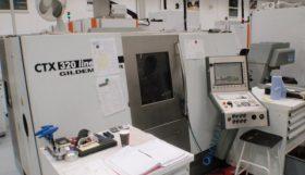 DMG Gildemeister CTX320 V3 Linear 2 Axis CNC Lathe