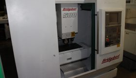 Bridgeport VMC500/16 Digital Vertical Machining Centre