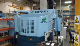 Matsuura MAM 72-63V Twin Pallet 5 axis Vertical Machining Centre