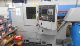 Hardinge GS200CS Driven Tool CNC Lathe