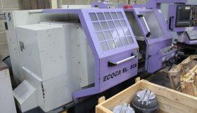 Ecoca EL760 Electronic CNC Lathe