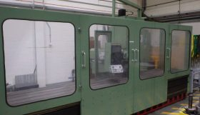 Butler DR12 Elgamill CNC Bed Mill