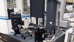 Hydrajet 70 Bar High Pressure Coolant System