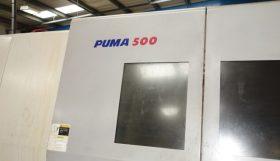 Daewoo Puma 500 CNC Lathe