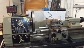 Colchester Magnum 1250 Gap Bed Centre Lathe