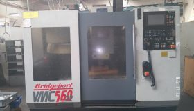 Bridgeport VMC560/22 Vertical Machining Centre
