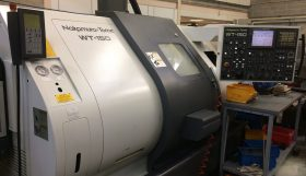 Nakamura WT150 CNC Lathe