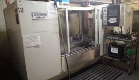Fadal VMC4020 CNC Vertical Machining Centre