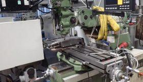 Europa 1500VS Turret Mill
