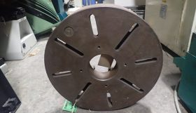 430 mm Face Plate