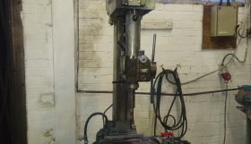 Pollard Model 150 Pedestal Drill