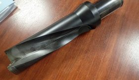 50mm Dia U-Drill, used