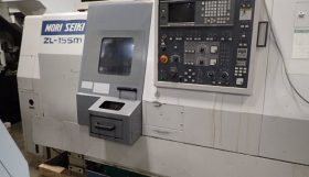 Mori Seiki ZL15SMC CNC Lathe