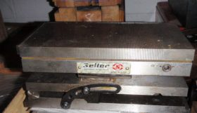 Selter Fine Pole Magnetic Compound Sine Table
