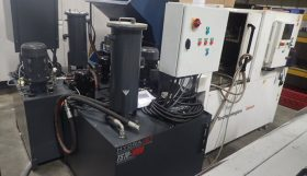 Hydrajet 70 Bar High Pressure Coolant System