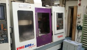 Bridgeport VMC600/22 Digital Vertical Machining Centre