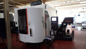 Mazak Variaxis j-500 5 axis Vertical Machining Centre
