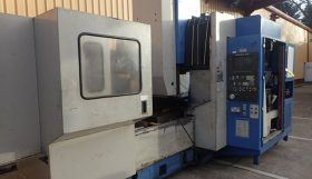 Mazak AJV 35/60 Twin Pallet Bridge Type Vertical Machining Centre