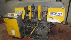 Beka-Mak BMSO 280 Semi Auto Horizontal Bandsaw