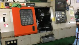 Mazak Super Quick Turn 10MS CNC Lathe