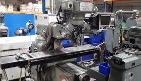 XYZ PRO2000 CNC/Manual Mill